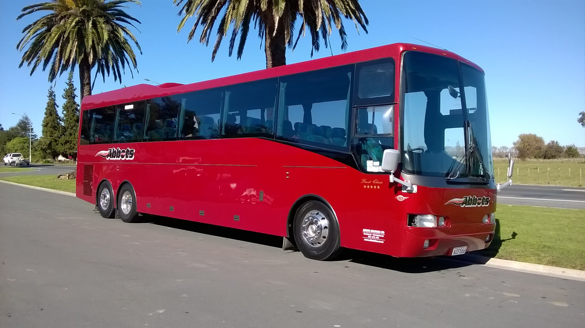 Volvo Tour Coach