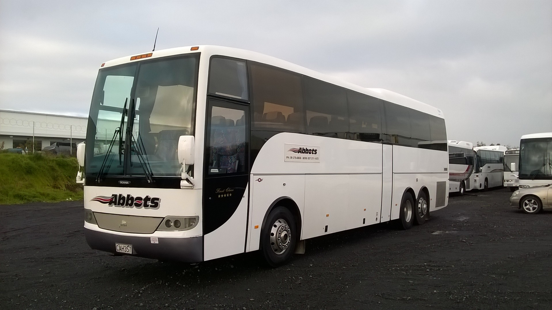 Scania Tour Coach